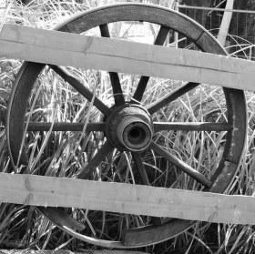 Starodávné kolečko