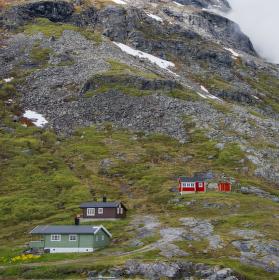 Norské chaloupky