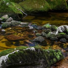 Zelené kameny