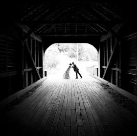 na konci most ...