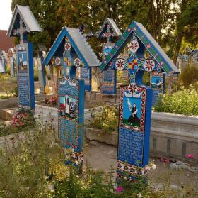Veselý hřbitov