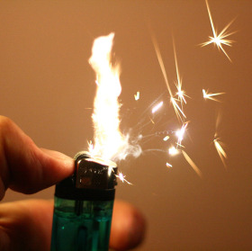 Život ohně