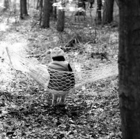 Lesní houpačka