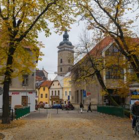 Podzimní České Budějovice