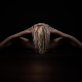 symetrie těla ..