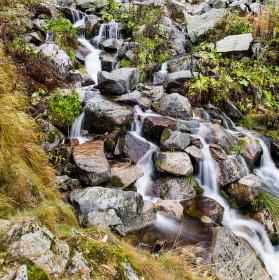 Vodopády Labe