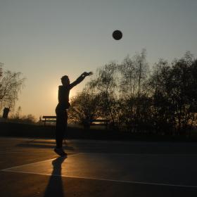 Podzimní basket