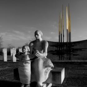 Památník bitvy u Ořechova (18.–24. dubna 1945)