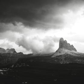 Příchod bouře
