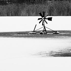 Za rybníkem