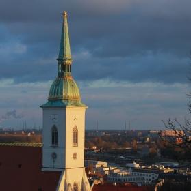 V Bratislavě