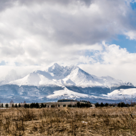 Lomnický štít - Vysoké Tatry