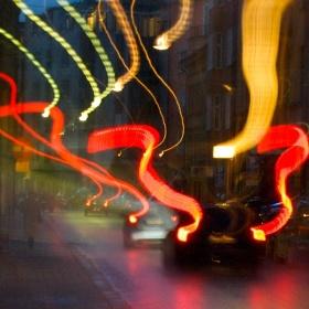 Noční Stockholm 1