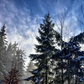 Beskydská zimní