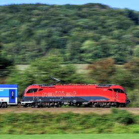 """railjet 79 """"Johann Strauss"""""""