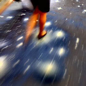 Chůze  po hvězdách