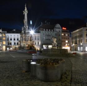 Olomouc náměstí
