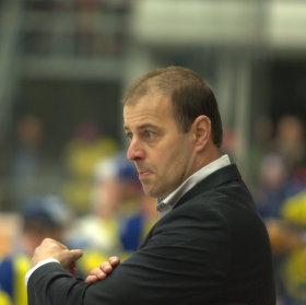 Radek Bělohlav,trenér HC Motor České Budějovice