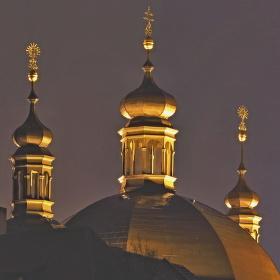 Kostel Panny Marie a svatého Karla Velikého.
