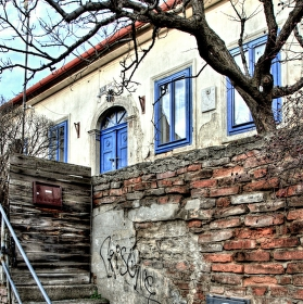 Domek na Starém Brně