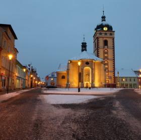 Jirkovský kostel sv. Jiljí