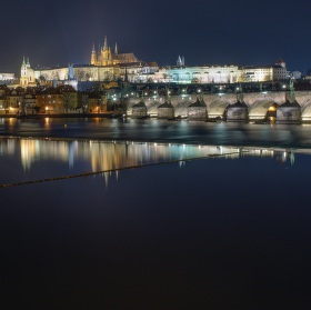 (one of) The most beautiful views of Prague