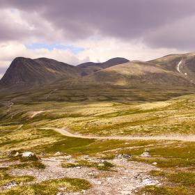 Norsko - Národní park Rondane