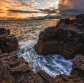 Isle of Skye... Sunset