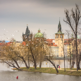 Střelecký ostrov, Praha