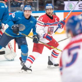 Česko vs Kazachstán