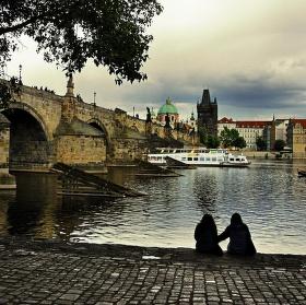 Obrázek, pražský