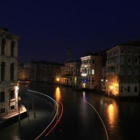 Semafor na Grand Canal