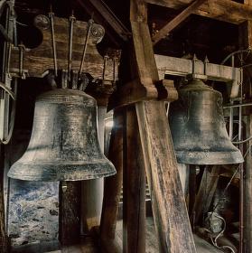 Zvonice.