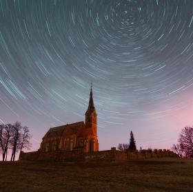 Začarovaný kostel
