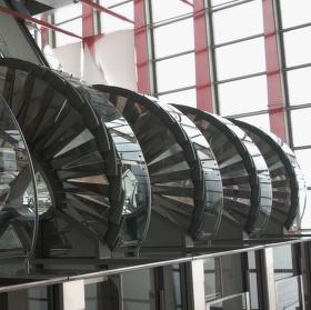 Inspirace turbinou