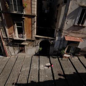 Samota v Neapoli