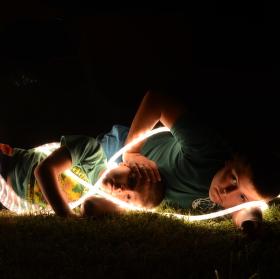 Hra se světlem