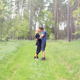 Lesní romance