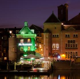 """Ick Waec"" Grasshopper Amsterdam"