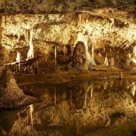 Punkevni Jeskyne