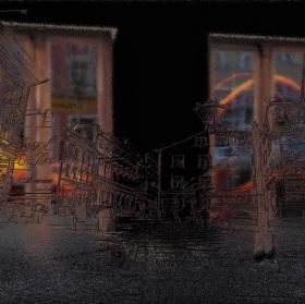 Městká abstrakce
