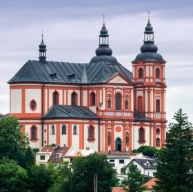Barokní kostel Nanebevzetí Panny Marie, Přeštice
