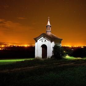 kaple Měník