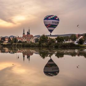 mistrovství republiky v balonovém létání