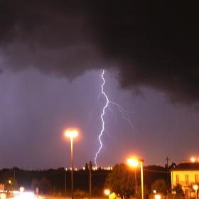 Italská bouře