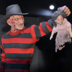 Freddy Krueger - Film Legends Museum Poděbrady