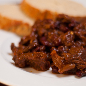 Chilli on carne