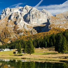 Podzim v Itálii
