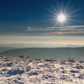 Krasne zimni rano Praded
