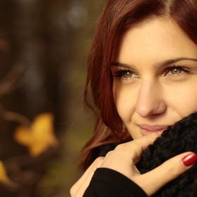 Pěkný Podzimní Pohled